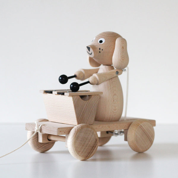 [Pre Order] Dog With Xylophone