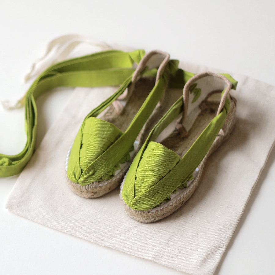 Casa Blue Swim :: Espadrl Green