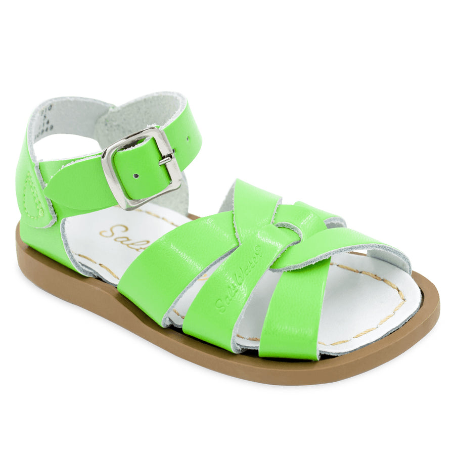 Salt Water Sandals :: Original Lime