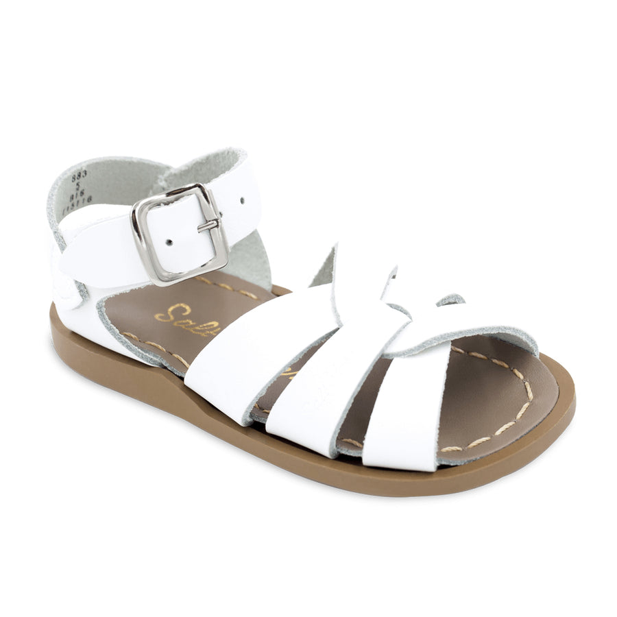 Salt Water Sandals :: Original White