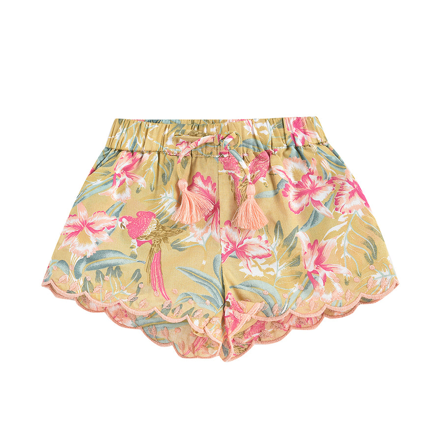 Louise Misha :: Vallaloid Soft Honey Parrots Shorts