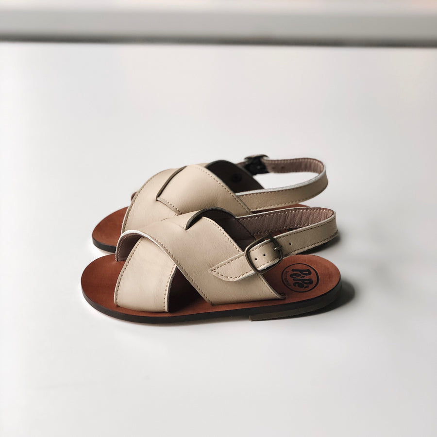 Pepe :: Heritage Sandals - Cloud