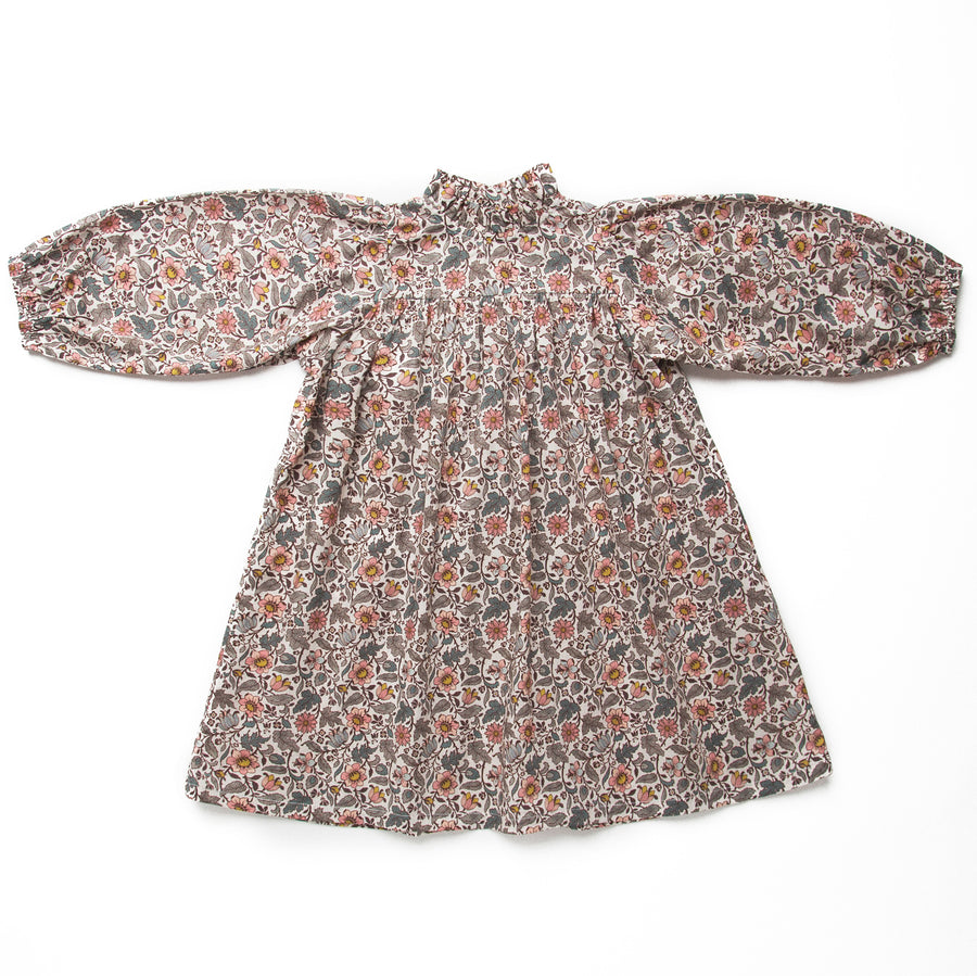 Nelli Quats :: Marbles Dress Emery Walker Liberty Print