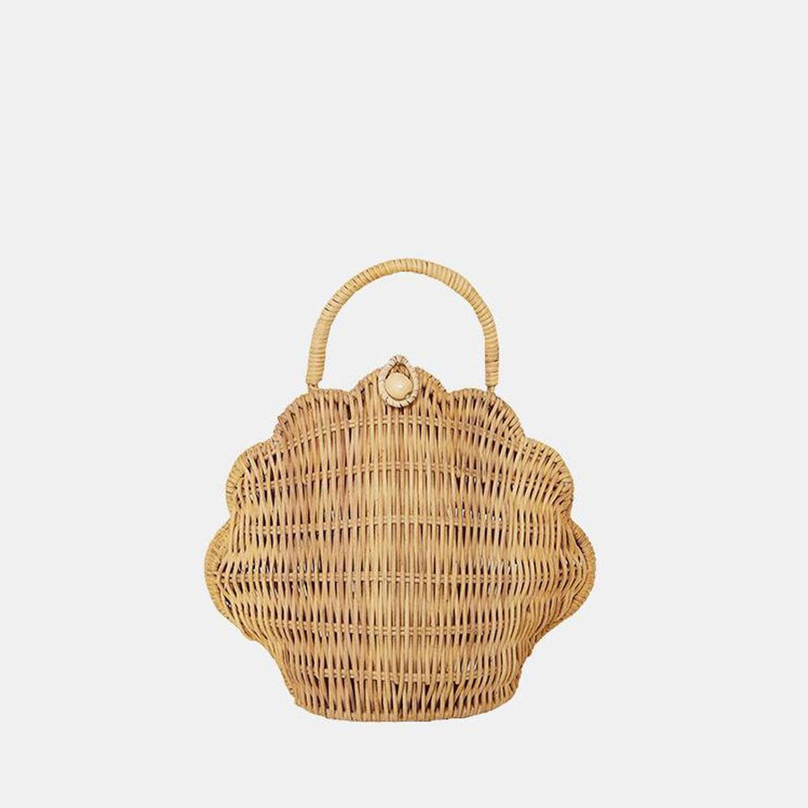 Olli Ella :: Shell Purse Straw