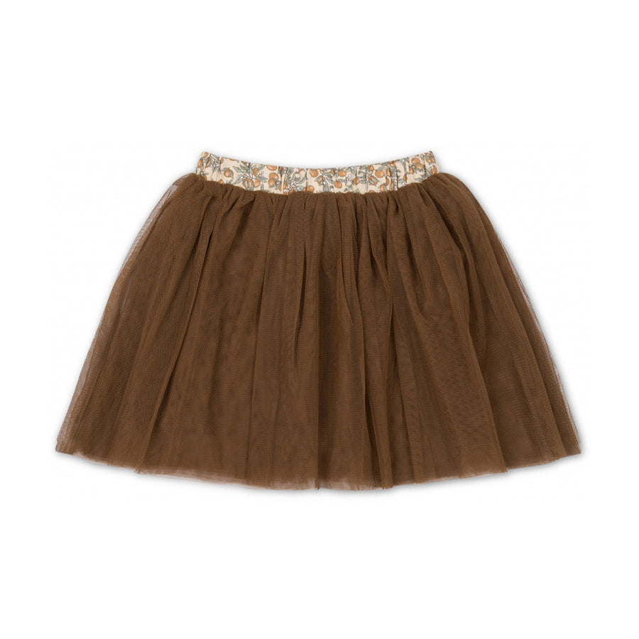 Konges Sloejd :: Ballerina Skirt Deux Walnut