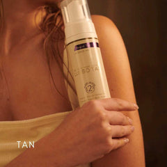 How To Achieve The Perfect Tan At Home - STEP TWO TAN