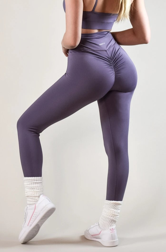 Agent84 ULTIMATE SCRUNCH TIGHT - GRAPE SODA  - The Sweat Store