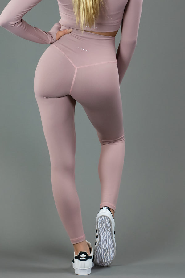 Agent84 V-BUTT LEGGING - Lip Gloss  - The Sweat Store