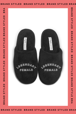 LA Trading Co SLIPPERS -  Legendary Female  - The Sweat Store