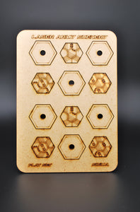 Sigma hexagon bases