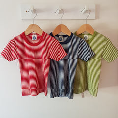 Stripy Children's T Shirts