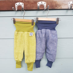Merino Wool Fleece Pants