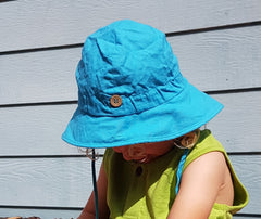 Light Hemp Summer Hat