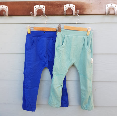 Hemp Kangaroo Pants