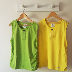 Hemp Sleeveless Top