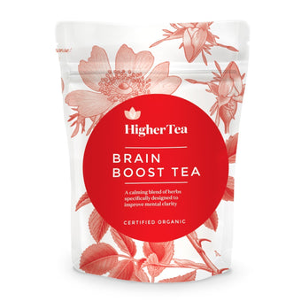 Brain boost tea