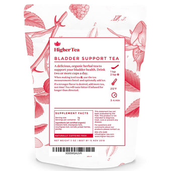 Bladder Support Tea