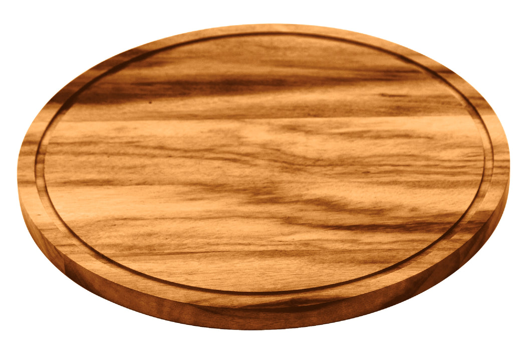 Tramontina Barbecue Round Cutting & Serving Board