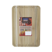 Load image into Gallery viewer, Tramontina Teak Wood Cutting Board without Handle - 400x270mm