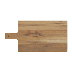 Tramontina Teak Wood Cutting Board with Handle - 500x250mm
