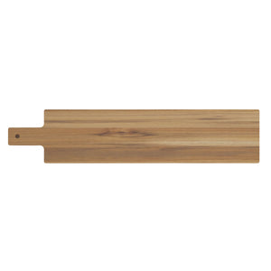 Tramontina Teak Wood Cutting Board with Handle - 700x150mm