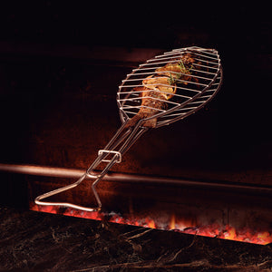 Tramontina - BBQ Fish Grill - Stainless Steel
