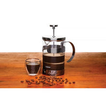 Load image into Gallery viewer, NEW 6CUP S/S GLASS COFFEE PLUNGER