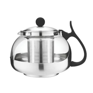 TRAS0519 1200ML TEA POT SS ABS
