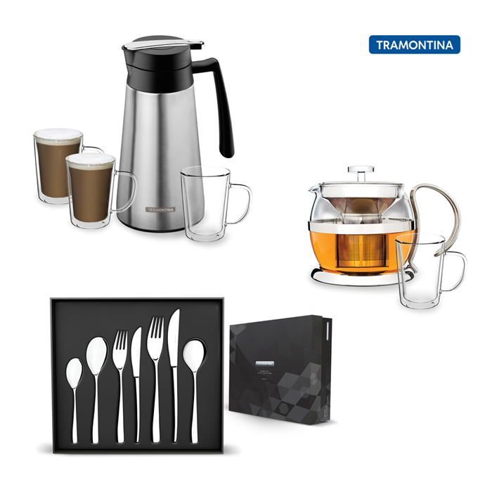 109th Anniversary - Cutlery & Tea Bundle