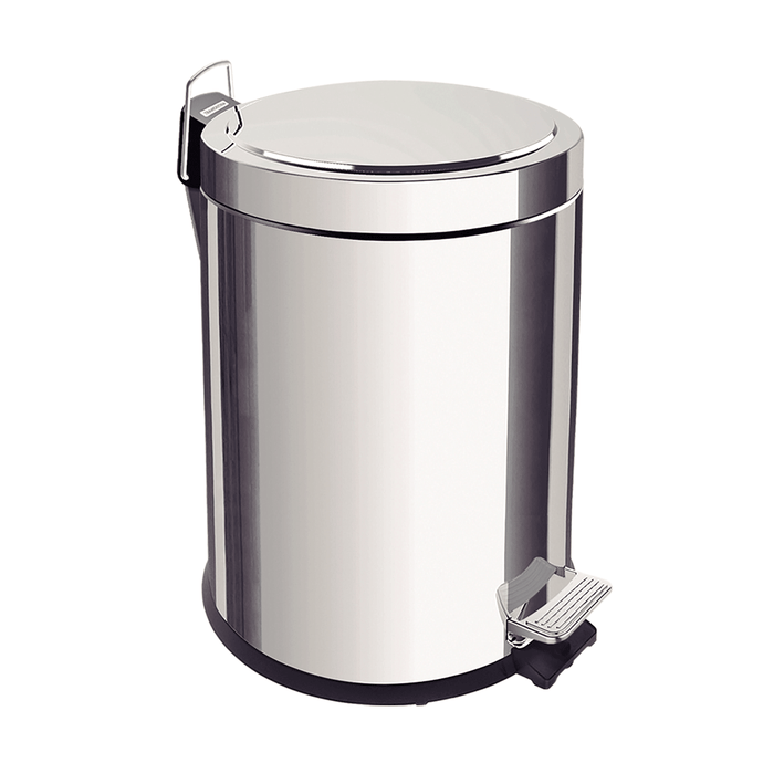 Tramontina 3L Stainless Steel Pedal Trash Bin
