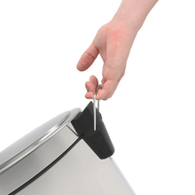 Load image into Gallery viewer, Tramontina 20L Stainless Steel Pedal Trash Bin
