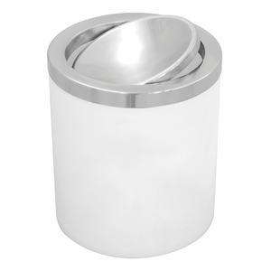 Tramontina 5L Stainless Steel Swing Bin