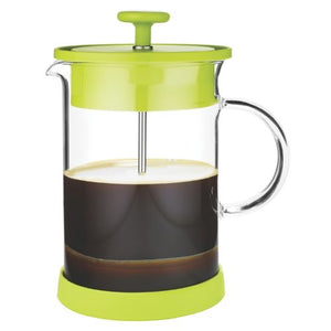 TRAS0521GR COFFEE PLUNGER SILIC GRE