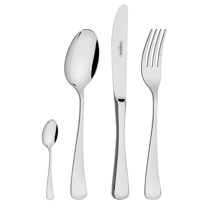 TRAMONTINA ARGOS 24 PC CUTLERY SET