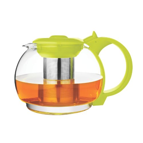 Tramontina Leaf & Bag Tea Maker Pot (1600ml - Green)
