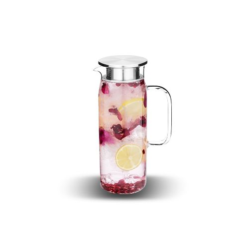 1600ML ICE TEA JUG SINGLE WALL