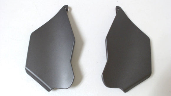 2013 - 2014 Honda GL1800B Gold Wing Graphite Black Top Lid Insert Set