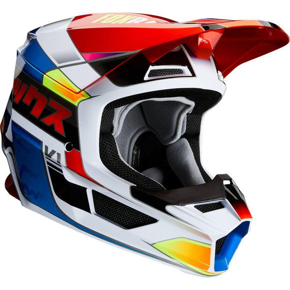 2020 Fox Racing YOUTH Medium MVRS V1 YORR Helmet Motocross UTV ATV Dirt Bike