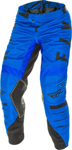 2020 Fly Racing Kinetic Mesh Motocross Pants Black/Blue All Sizes Youth Adult