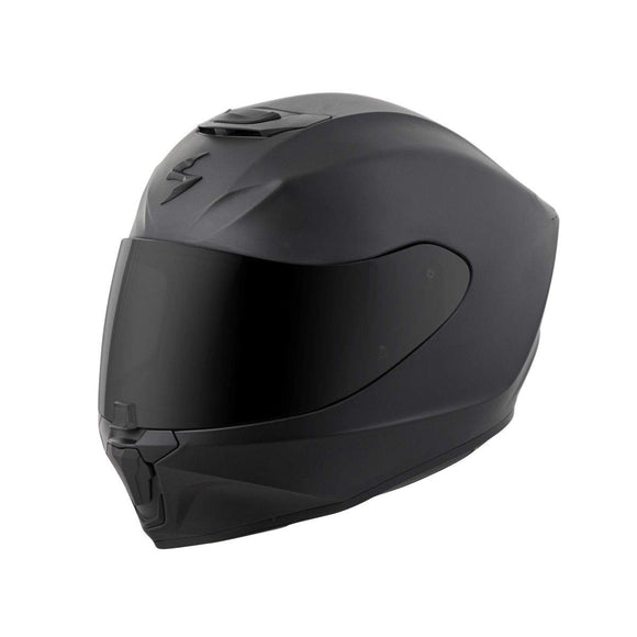 Scorpion EXO-R420 Motorcycle Helmet Solid