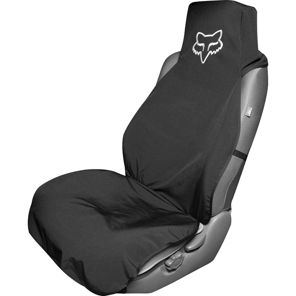 2020 Fox Racing Seat Cover Black OSFM Car Truck SUV Van Mud Protection Sold Each