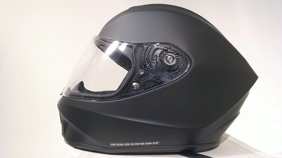 Scorpion EXO-R420 Motorcycle Helmet Full Face Matte Black Unisex Adult Medium