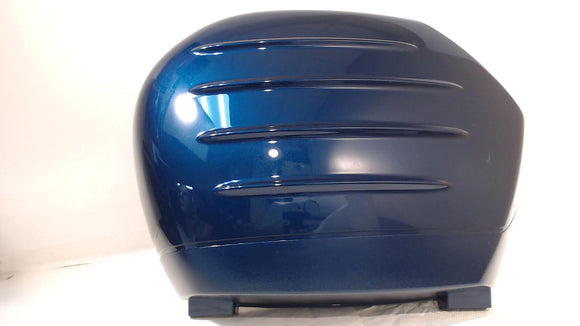 Genuine Kawasaki Side Bag Cover Left Hand Blue 2013 Concours 14 ABS ZG1400CDF