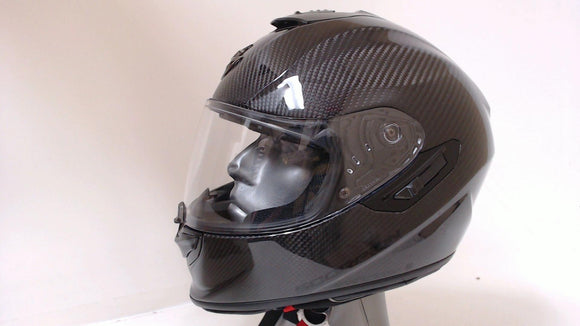 Scorpion EXO-ST1400 Carbon Street Motorcycle Helmet Gloss Black Adult X-Large
