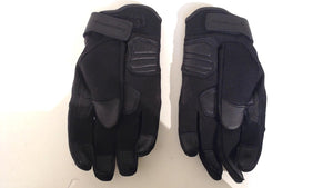 Scorpion Divergent Gloves Mens Medium Black Touchscreen Ready Motorcycle Summer