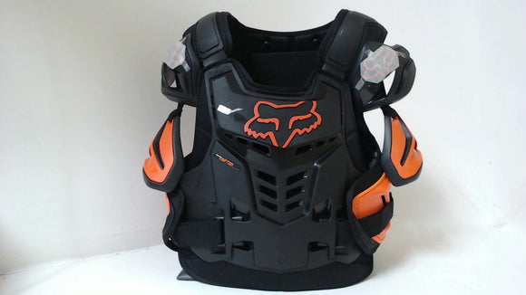 2020 Fox Racing CE Raptor Chest Protector Vest Large/X-Large Orange Body Armor