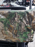 2015-2020 KAWASAKI MULE SEAT COVER PRO-FXT DXT FX DX CAMO REALTREE GREEN NWOT
