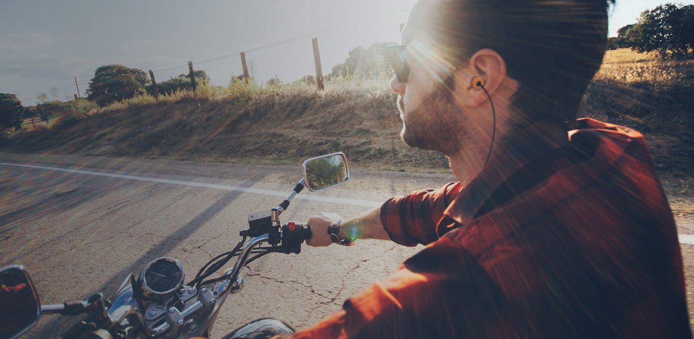 Best Bluetooth Hearing Protection For Motorcycling and Under Helmet Wear
