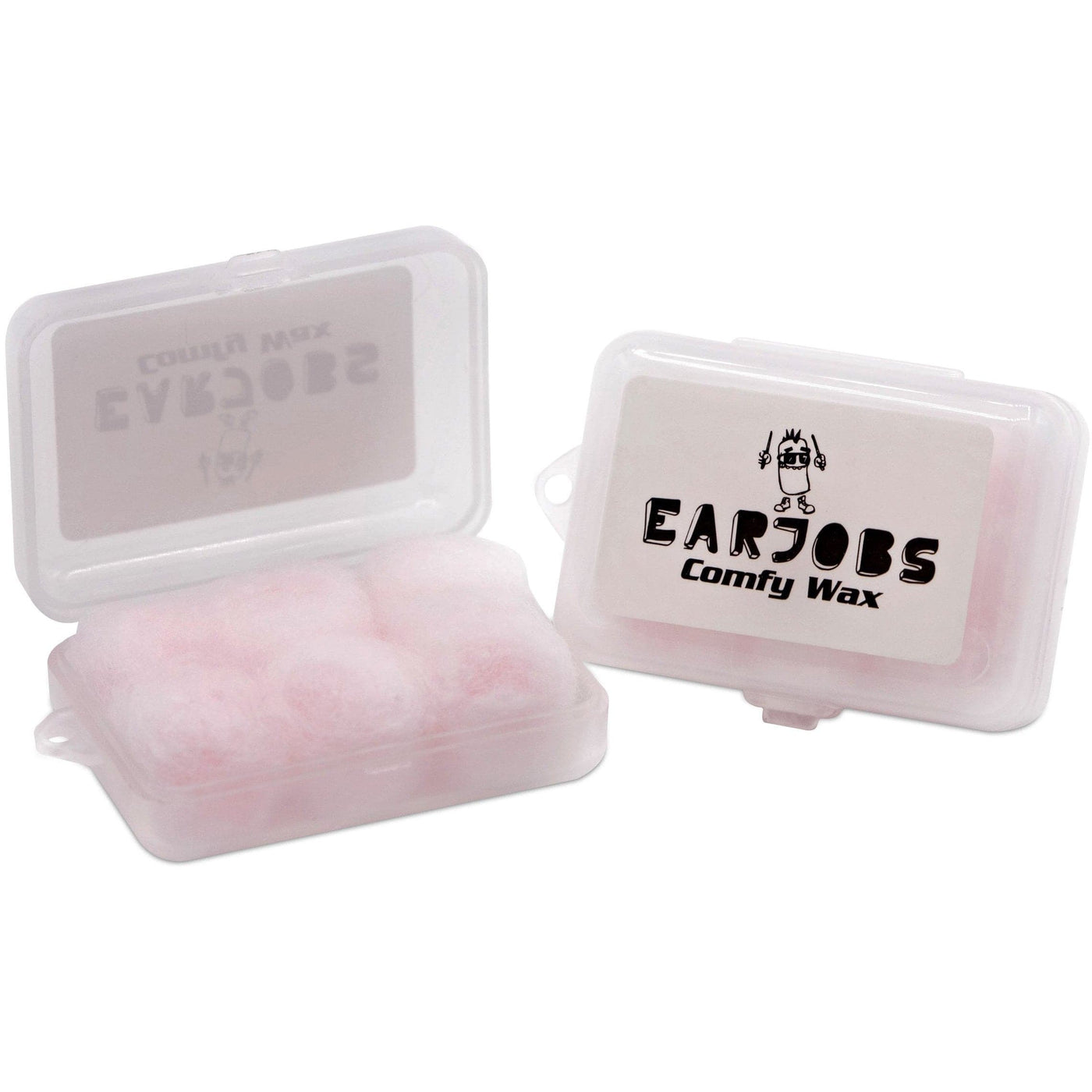 Earjobs™ Comfy Wax Ear Plugs (SNR 23)