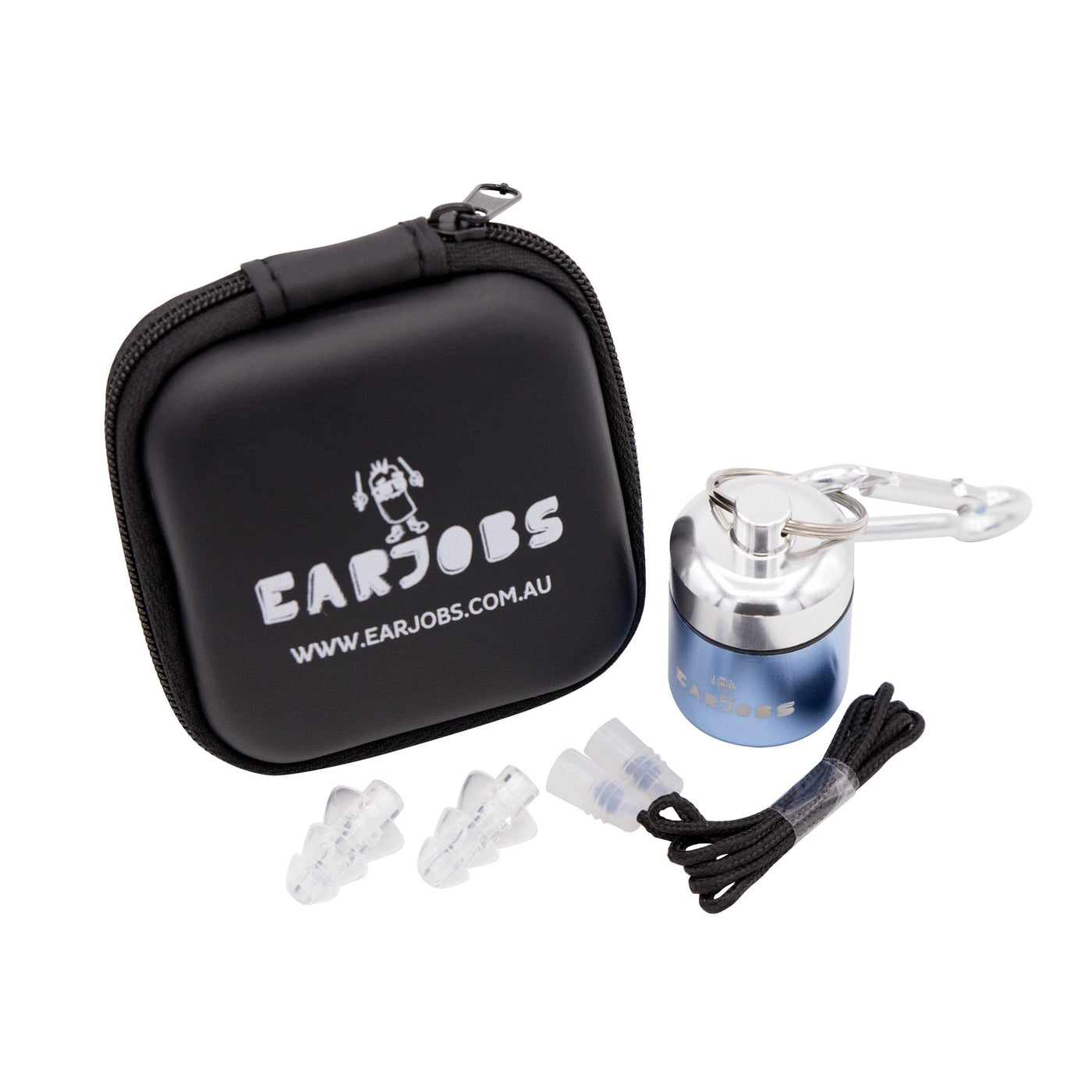 earjobs all rounder ear plugs for work travel study